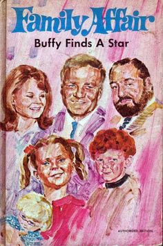 My Family Affair Collectibles Family Affair Tv Show, Anissa Jones, Good Old Times, Girls Series, Childhood Days, Old Tv Shows, Ol Days, Vintage Children's Books, Buffy