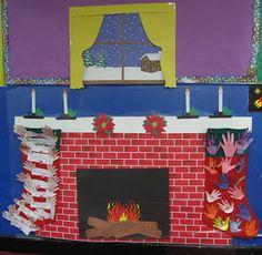 Christmas Display Ideas For Nursery.27 Best Nursery Displays Images Classroom Displays School