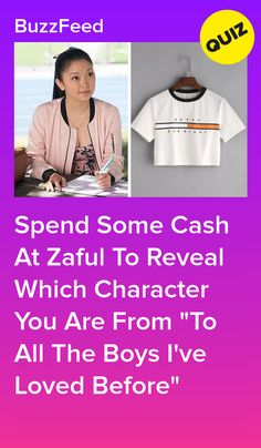 30cf132b4 Go Shopping At Zaful To Reval Which Character You Are From