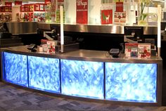 retail counter - Google Search