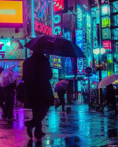 The magic of Tokyo, neon lights of the streets at night, captured by Liam W . - The magic of Tokyo, neon lights of the streets at night, captured by Liam Wong Cyberpunk City, Ville Cyberpunk, Arte Cyberpunk, Cyberpunk Aesthetic, Urban Photography, Night Photography, Street Photography, Minimalist Photography, Neon Lights Photography