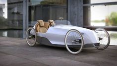 Scuderie Campari exists to make pedal power dreams utterly and totally sexy. This is their ultra-luxe pedal car concept for adults, and it is gorgeous! Tricycle, Soap Box Cars, Wooden Toy Cars, Power Cars, Pedal Cars, Rc Cars, Electric Cars, Electric Trike, Electric Vehicle