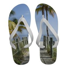 Welcome to Paradise Sandals
