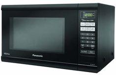 4. Panasonic NN-SN651BAZ Microwave Oven