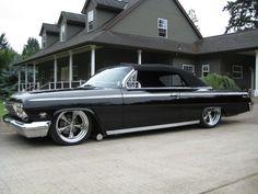 1962 - Chevrolet SS Impala #chevroletimpala1963