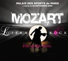 Mozart L'Opéra Rock de retour sur scène dans une version symphonique...