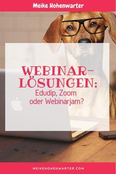 WebinarLösungen im Überblick Content Marketing Tools, E-mail Marketing, Business Marketing, Social Media Marketing, Online Business, Personal Branding, Multi Level Marketing, Software, Tricks
