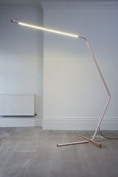Tomás Alonso is a Spanish furniture designer. He's work is so simple and clean, just looking at it gives me serenity. I really like the mat. Vintage Industrial Lighting, Modern Lighting, Lighting Design, Task Lighting, Custom Lighting, Luminaire Design, Lamp Design, Luminaria Diy, Modern Furniture