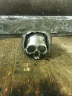 Skullring prod. Alessandrogerbino