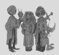 potter ✤    CHARACTER DESIGN REFERENCES   Find more at https://www.facebook.com/CharacterDesignReferences if you're looking for: #line #art #character #design #model #sheet #illustration #expressions #best #concept #animation #drawing #archive #library #reference #anatomy #traditional #draw #development #artist #pose #settei #gestures #how #to #tutorial #conceptart #modelsheet #cartoon #kid #children    ✤