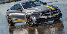 """Mercedes-AMG C 63 Coupé """"Edition 1""""."""