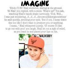 Niall imagine he's so sweet
