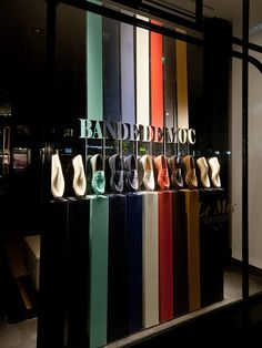 J.M. Weston Windows 2015 Spring, Paris – France » Retail Design Blog