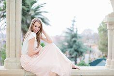 Blush dotted maxi skirt as worn by LAURA JANSEN by Rensche Mari #swishdresses #ss14 Boudoir, Portraits, Blush, Make Up, Gowns, Wedding Dresses, Bespoke, Skirts, Fashion