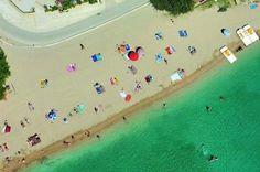Beach in Medulin