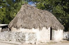 Casa Maya – Arquitectura Ecológica