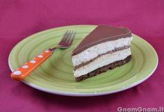 Cheesecake kinder pinguì   Le ricette di GnamGnam