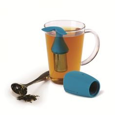 Whale of a Time Tea Infuser :)