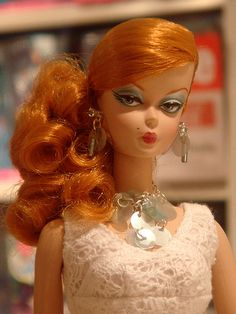 Vintage Barbie!  Vintage look Silkstone I still want!