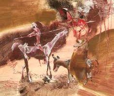 Výsledek obrázku pro Kolář Radomír Camel, Horses, Painting, Animals, Art, Atelier, Art Background, Animales, Animaux