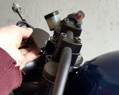 Bobber Umbau einer BMW R80