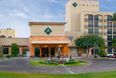 Hotel Araiza Mexicali, Mexicali - A 20 min del Aeropuerto, 10 min de los Puentes Internacionales y 5 min de Oficinas de Gobierno.