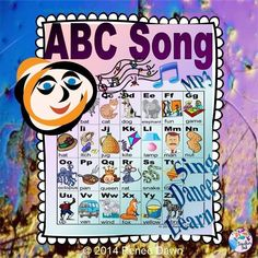 Here's an ABC chart in an MP3 song! Liven up your phonics lesson with a song and dance brain break, and help kids learn alphabet letters and sounds?all with clear and proper pronunciation. ?A-Apple-/a/?B-Bat-/b/??