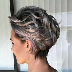 15-Short Hairstyle
