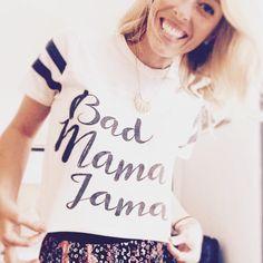 Our #BadMamaJamas are spreading throughout IG! Love the shares mamas! Thanks @lularoesarachaney