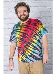 Rainbow Zebra Tie Dye