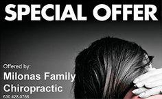 Chiropractor in Naperville, IL - Milonas Chiropractic