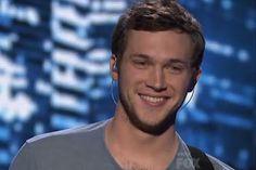 Phillip Phillips, winner of American Idol's season 11......