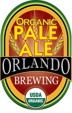 Orlando Brewing Pale Ale