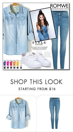 """Romwe"" by ruza66-c ❤ liked on Polyvore"
