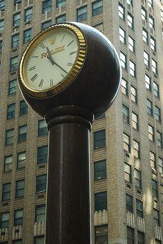 It's a Rolex by jeffreylcohen, via Flickr