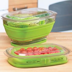 Collapsible Produce Keepers by Progressive International