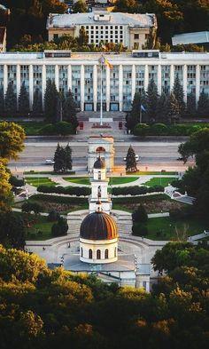 Chisinau, Moldova--a landlocked country in Eastern Europe | by Maxim Chumash