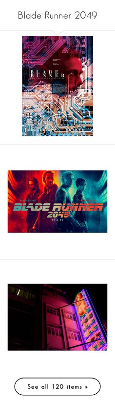 """""""Blade Runner 2049"""" by aleksa ❤ liked on Polyvore featuring home, kitchen & dining, table linens, backgrounds, filler photos, outerwear, coats, jackets, prada and grey"""