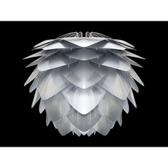 Vita Silvia Lamp Shade | Steel | Black by Design