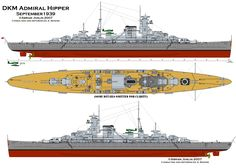 A ship history : Blucher - Naval History Forums Fiordo De Oslo, Bataille De Waterloo, Prinz Eugen, Heavy Cruiser, Ship Drawing, Naval History, Military Drawings, Navy Military, Cruises