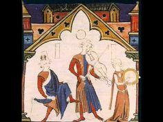 Cantiga de Santa Maria 231: Vertud' e sabedoria (+playlist)