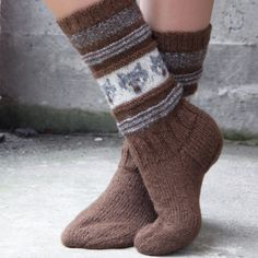 Wool Socks, Knitting Socks, High Knees, Sock Shoes, Leg Warmers, Mittens, Knit Crochet, Sewing Projects, Stockings