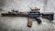 Military Weapons, Weapons Guns, Guns And Ammo, Ar Pistol Build, Ar Rifle, Revolver Pistol, Battle Rifle, Cool Guns, Shotgun