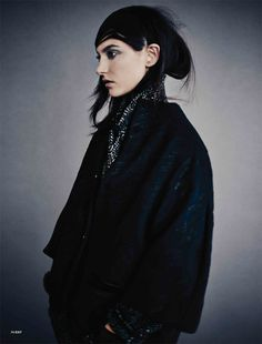"""Jacquelyn Jablonski in """"What Happened Yesterday"""" by Steven Pan for Exit Magazine, Fall/Winter 2012 Ginta Lapina, Mario Testino, Pretty People, Fashion Photography, Women Wear, Stylists, Photoshoot, Culture, Poses"""