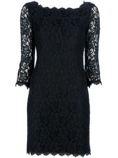 Diane Von Furstenberg 'Zarita' Lace Dress - shop.genteroma.com