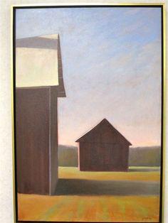 Signed original oil painting by Ken Dorros - $2795.