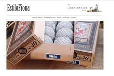Inspiración vintage para decorar o bordar algo lindo.  #bordar #manualidades #hogar #vintage #bordados