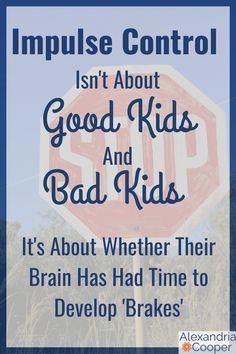 Impulse Control Activities For Kids: Teaching The Basics Conscious Discipline, Positive Discipline, Coping Skills, Social Skills, Life Skills, Social Work, Impulse Control, Love And Logic, Impulsive Behavior