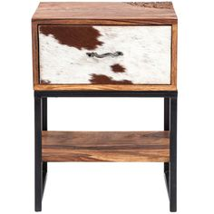 At the top of our wish list is this unique Rodeo Side Table. It is the perfect balance of both classic retro and Scandinavian cool.