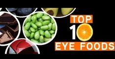 Here are the the Top 10 essential foods for eyes known to maintain health and improve eyesight naturally.